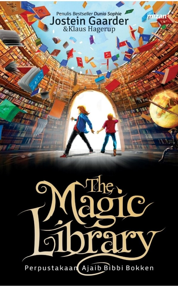 review buku the magic library