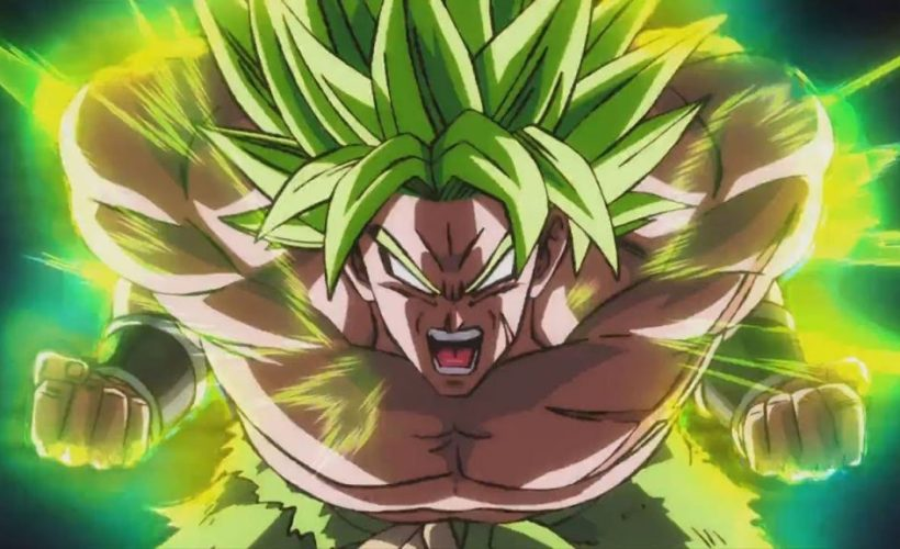 review film dragon ball super broly indonesia