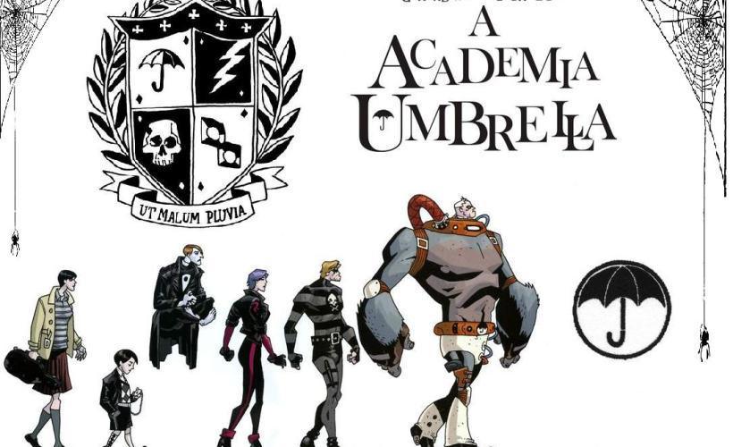 cover The Umbrella Academy