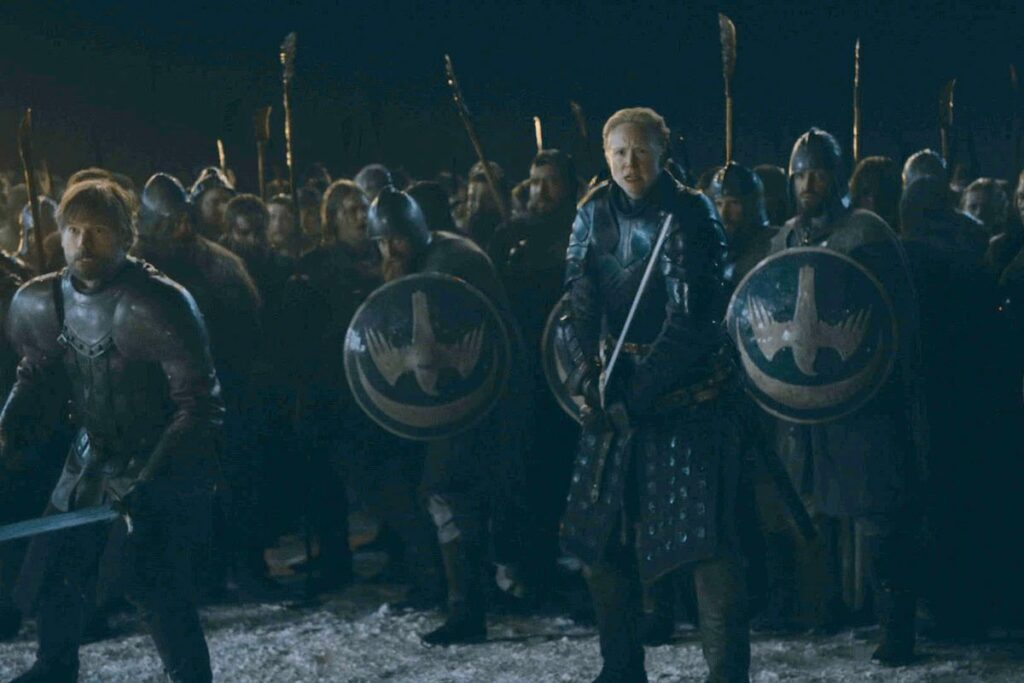 pembahasan battle of winterfell
