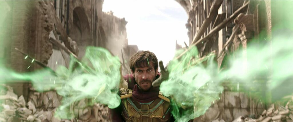 Mysterio dalam Spider-Man: Far from Home