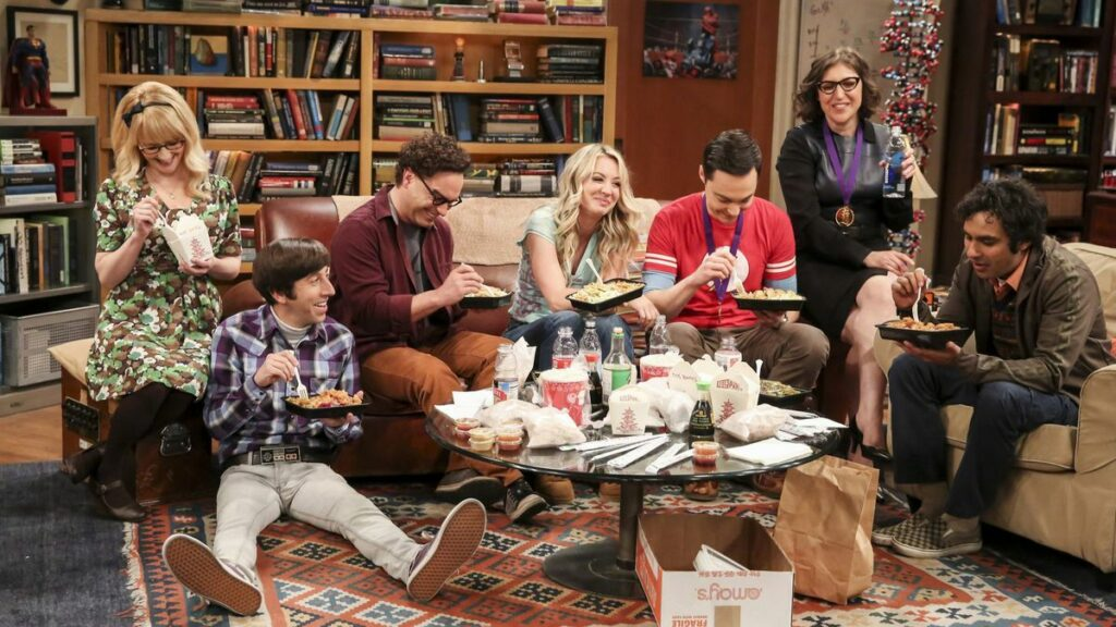 episode terakhir The Big Bang Theory