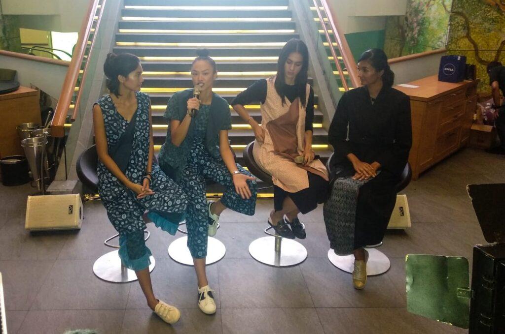 empat model Indonesia pendiri Supermodels Project