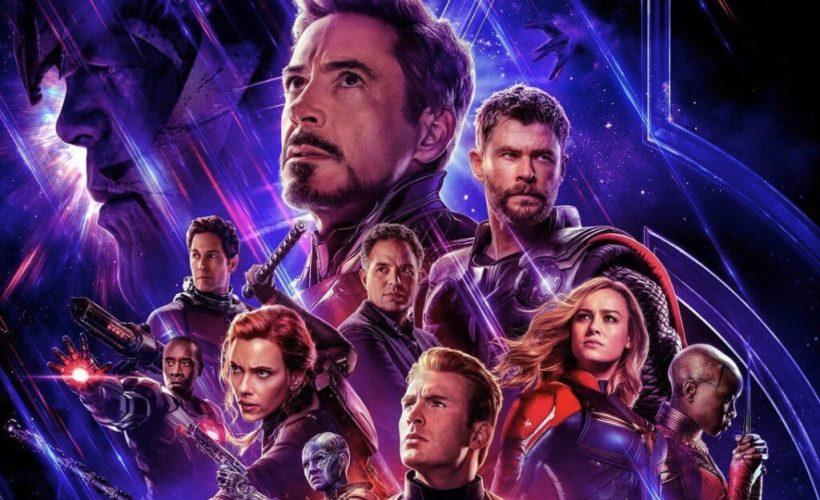 cover Avengers: Endgame