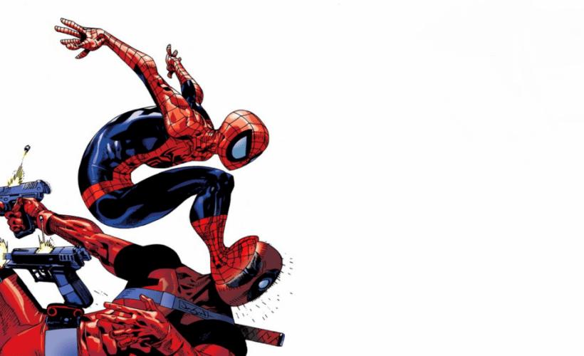 Deadpool dan Spider-Man