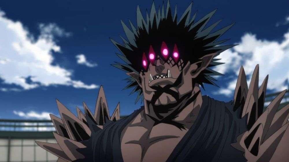 goketsu one punch man season 2