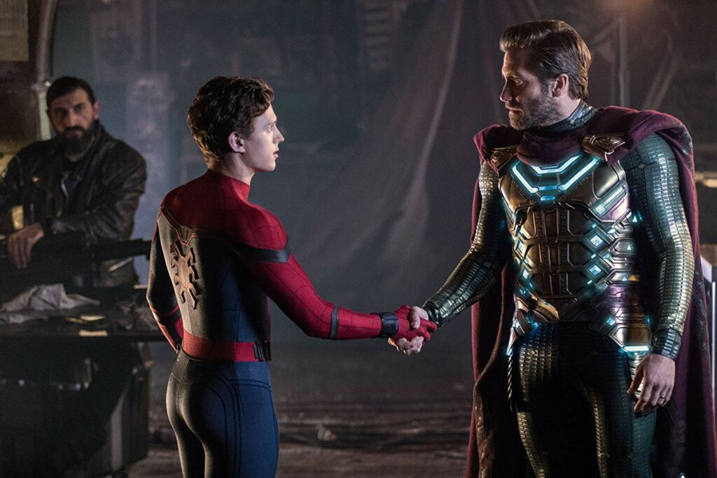review film Spider-Man Far from Home indonesia