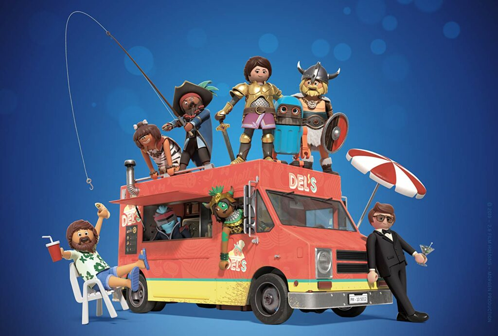 cover film Playmobil: The Movie