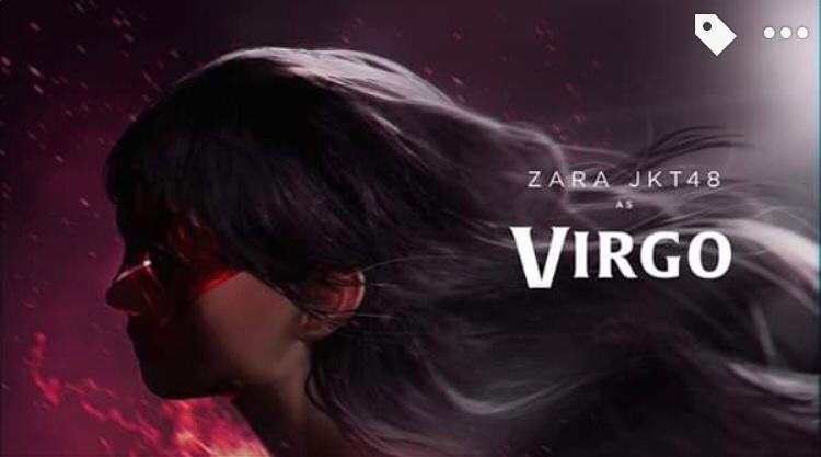 Virgo dalam superhero BumiLangit Cinematic Universe