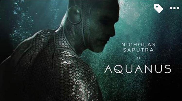 Aquanus dalam superhero BumiLangit Cinematic Universe