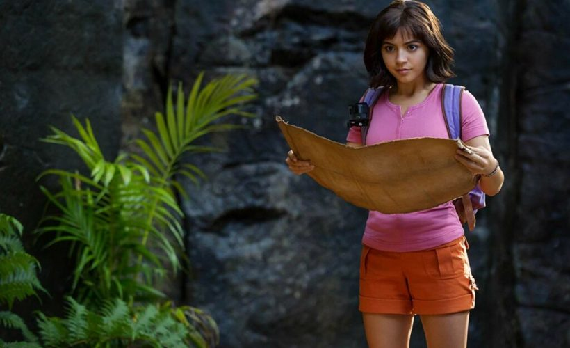 review film dora the explorer live action