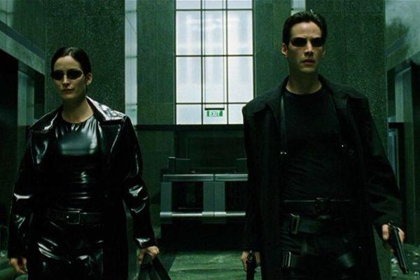 film matrix 4 plot