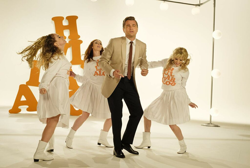 ulasan film once upon a time in hollywood
