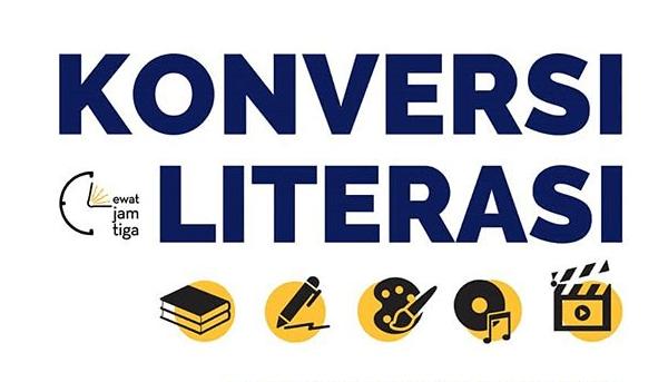 Konversi Literasi dari Lewat Jam Tiga