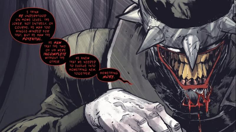 asal usul Joker Batman who Laugh