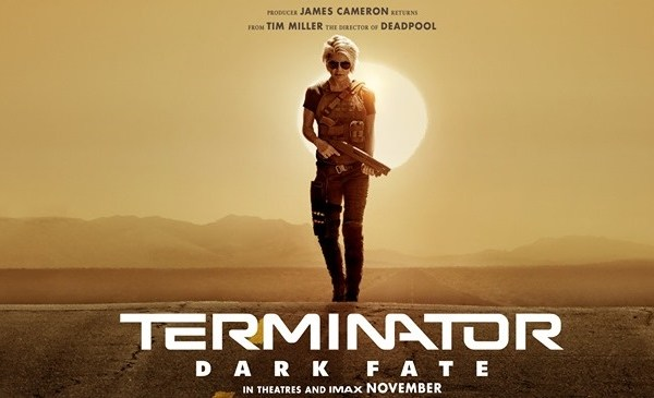 cover film Terminator: Dark Fate