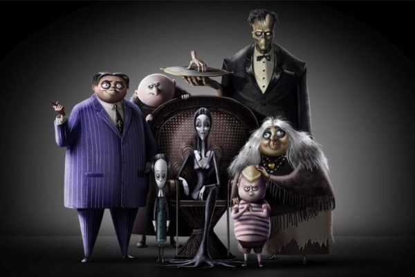 foto depan The Addams Family