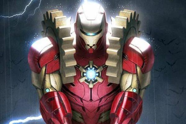 cover teaser Iron Man 2020