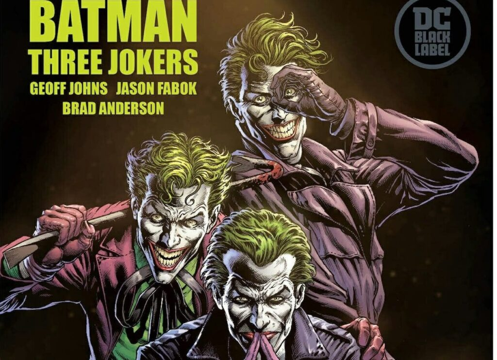 Batman: Three Joker
