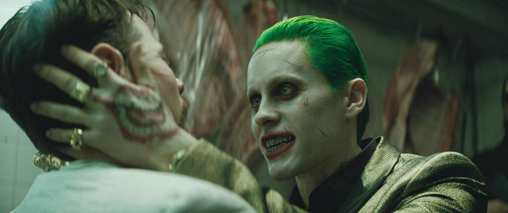Jared Leto karakter adaptasi Joker