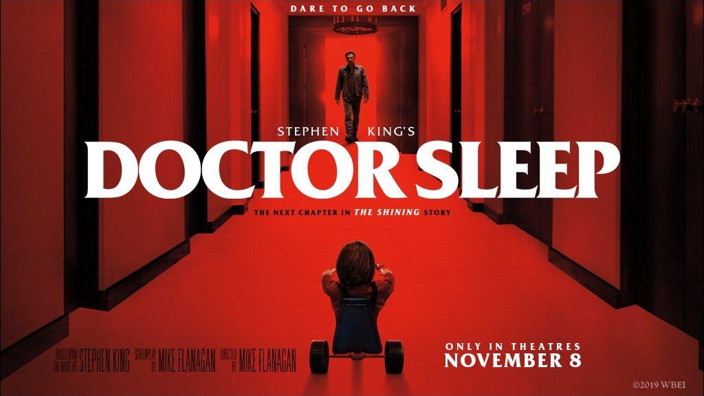 cover film Doctor Sleep