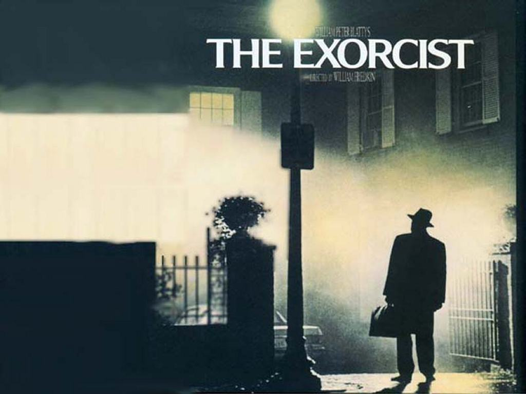 cover The Exorcist film horor adaptasi novel