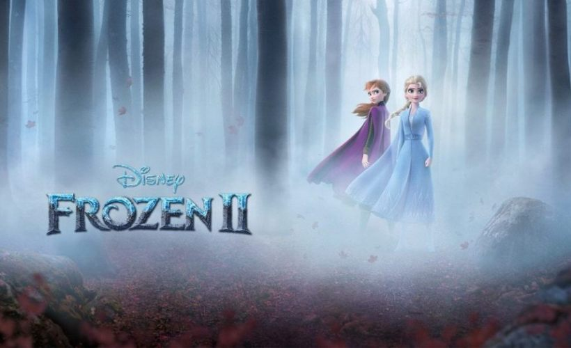 cover film Frozen 2
