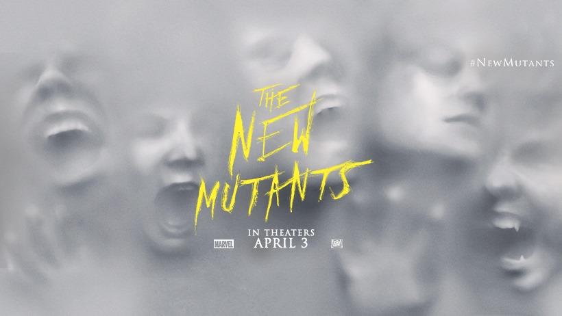 cover film New Mutants