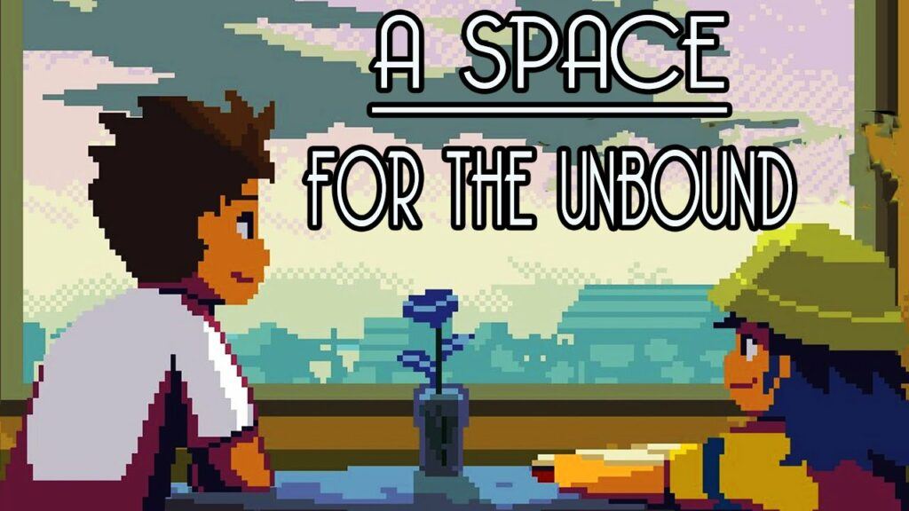 cover game A Pace for the Unbound