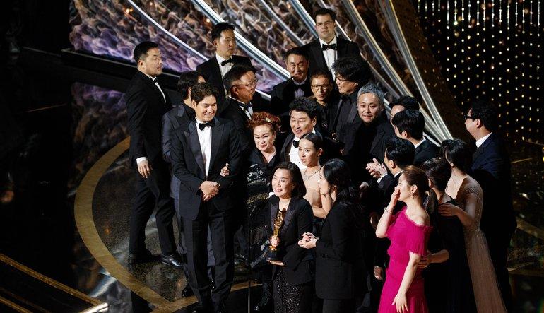 Prasite memenangkan Oscar