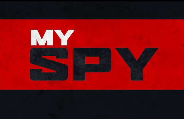 cover film My Spy