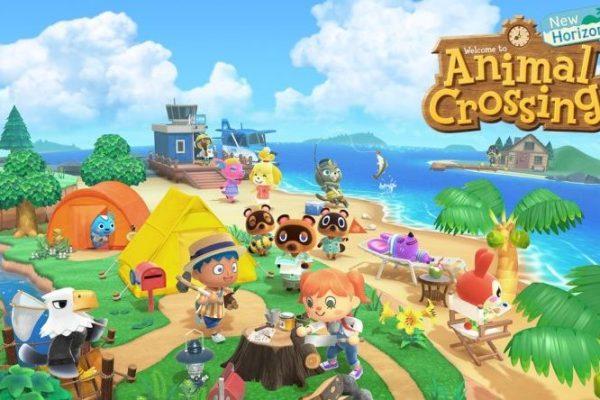 rekomendasi game Animal Crossing: New Horizons