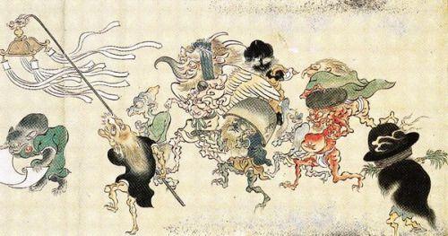legenda jepang jadi inspirasi arc wano one piece