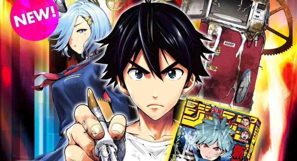 manga time paradox ghostwriter bagus