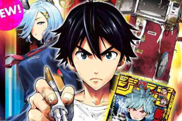 manga time paradox ghostwriter bagus