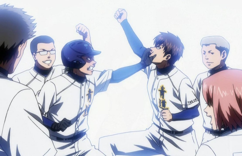 anime shounen terbaru DIamond no Ace