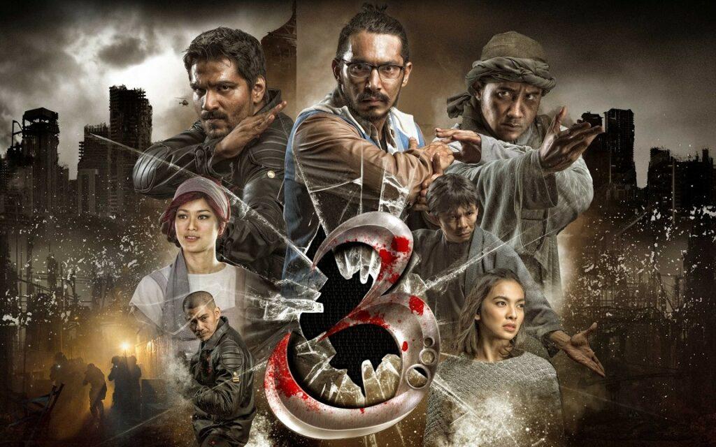 3: Alif Lam Min film fiksi ilmiah Indonesia