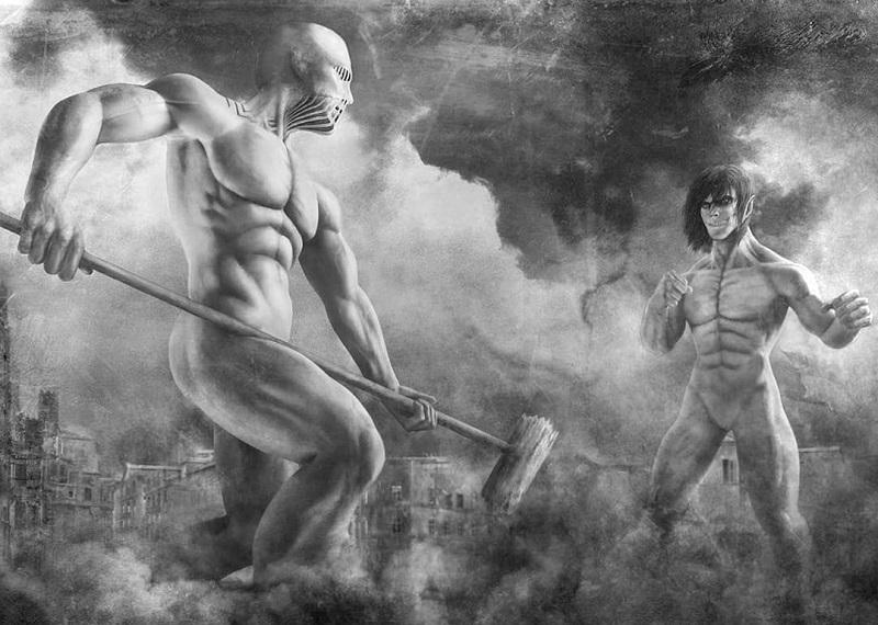 War Hammer Titan