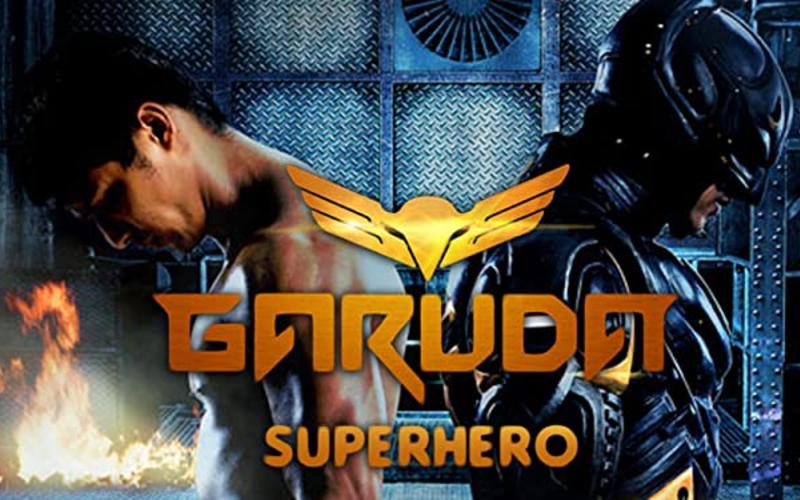 Garuda Supehero film fiksi Indonesia
