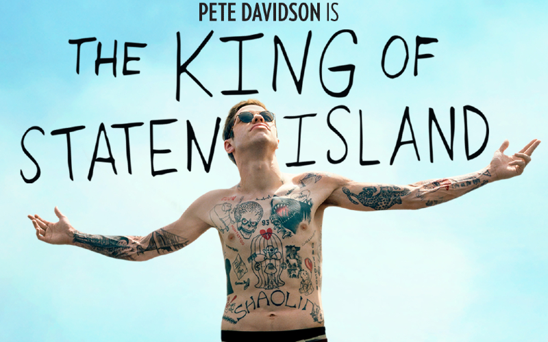 cover film The King of Staten Island