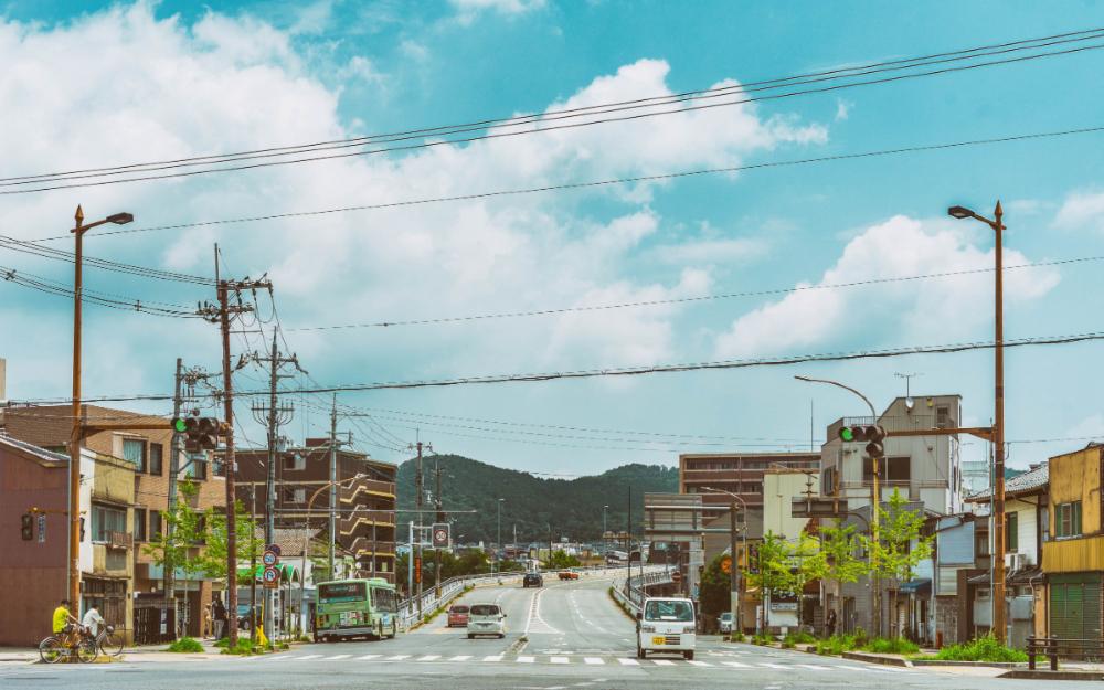 summer in Japan photo by Richard n Unsplash