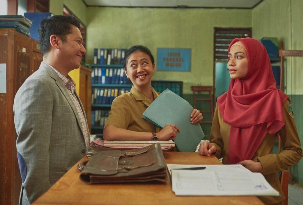 Gading Marten, Asri Welas, dan Faradina Mufti