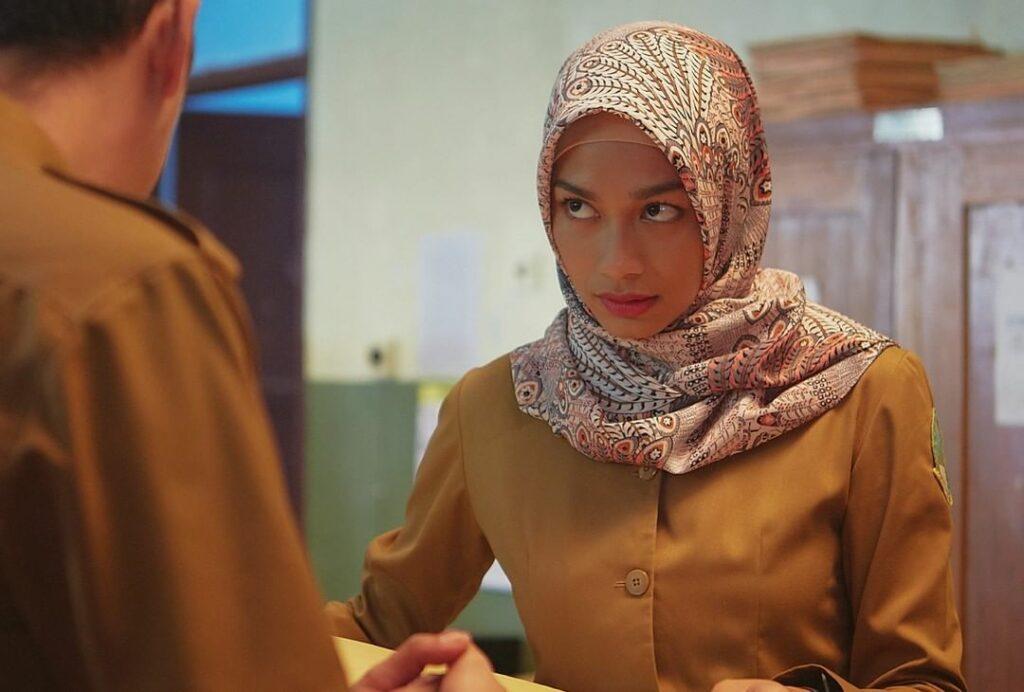 Faradina Mufti di film Guru-Guru Gokil