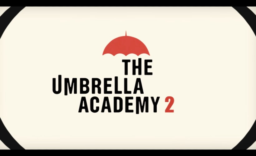 cover serial The Umbrella Academy season 2