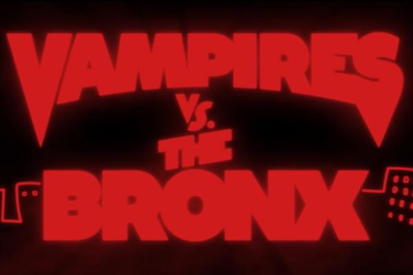 cover film Vampires vs. The Bronx