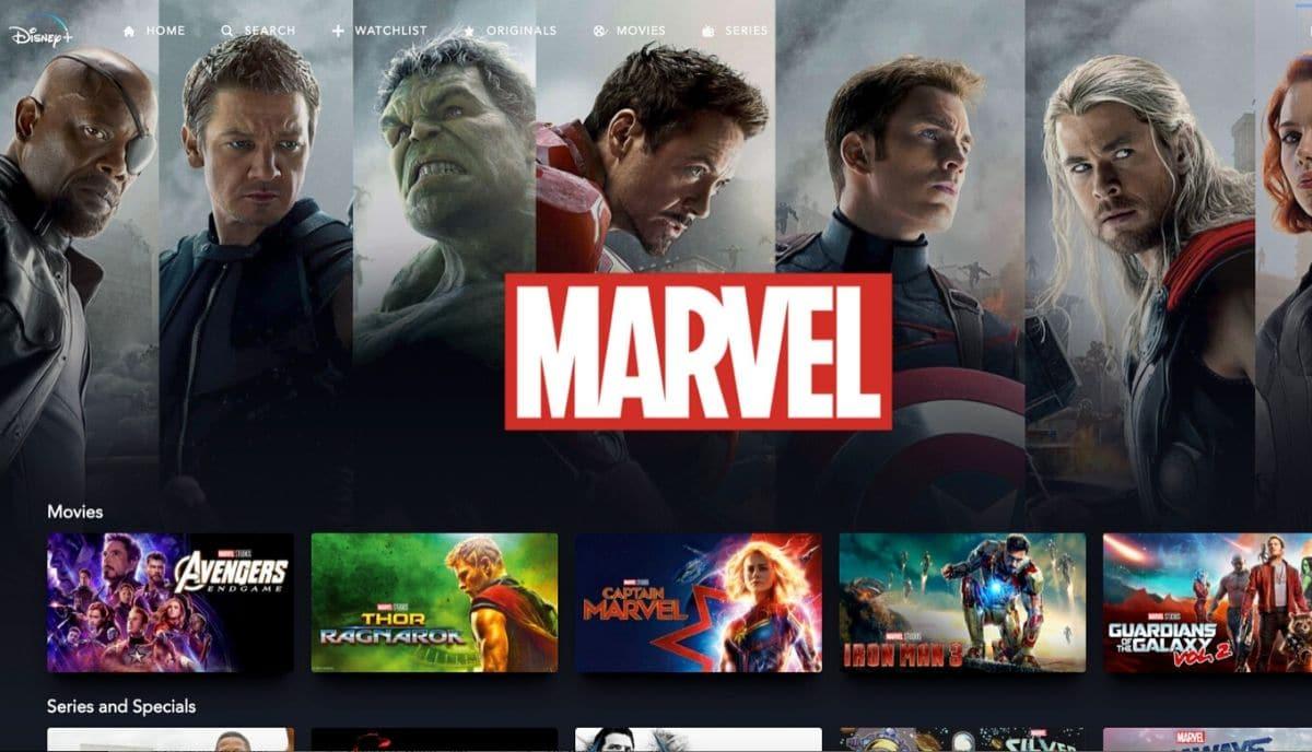 seri Marvel Disney+
