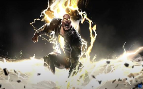 Black Adam DC Universe 2021