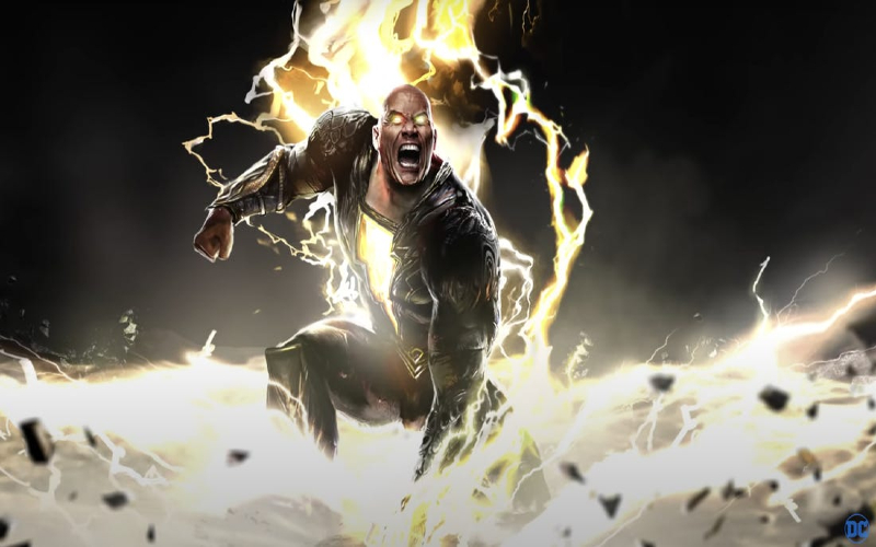 Black Adam DC Universe 2021