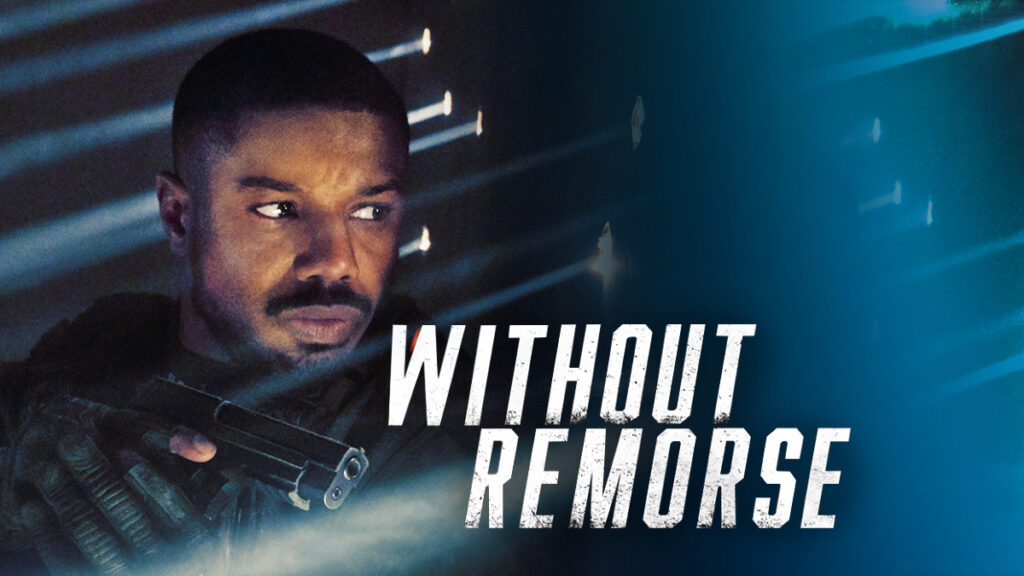 cover film Without Remorse