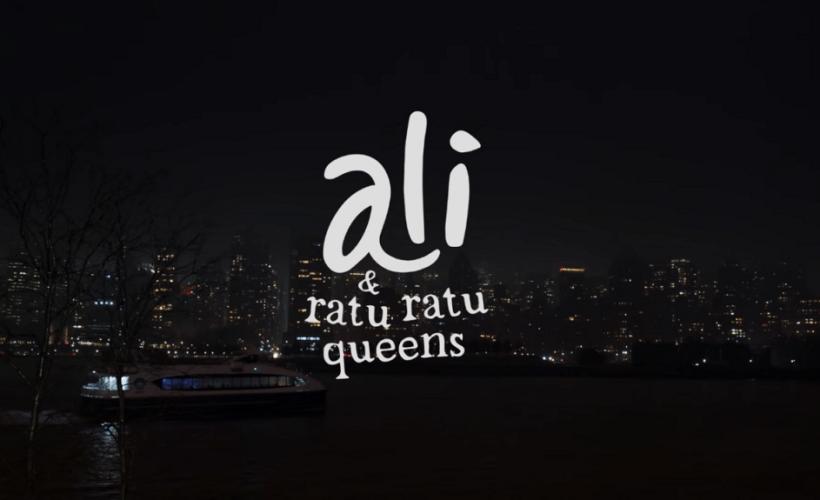 poster Ali & Ratu Ratu Queens